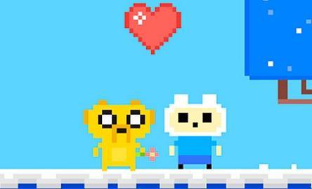 Adventure Time: Finn Love