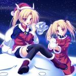 Anime Christmas Jigsaw Puzzle