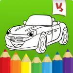 Cars Drawing Artist