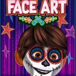 Coco Face Art