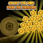 Collect The Coins From The Treasure