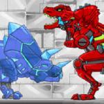 Dino Robot Dino Corps