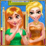 Princess Dentist Party Make up