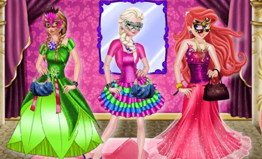 Princess Modern Carnival