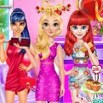 Princess Valentine's Day Single Party