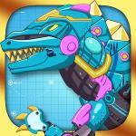 Steel Dino Toy Tyrannosaurus