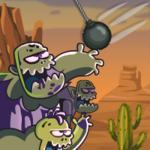 Zombie Demolisher 4 Invasion in Texas