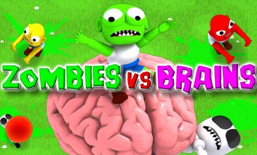 Zombies vs. Brains